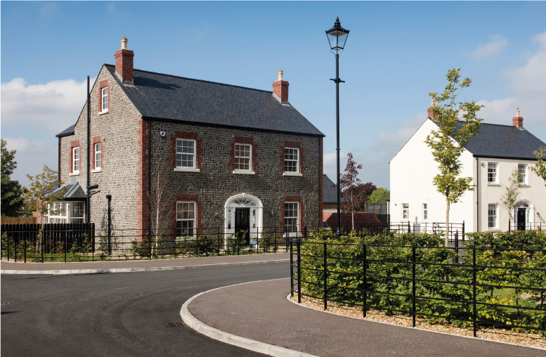 Porter & Co Homes :: Georgian Style Homes, Northern Ireland